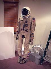 Genuine Gemini spacesuit