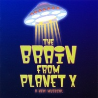 The Brain from Planet X CD cover