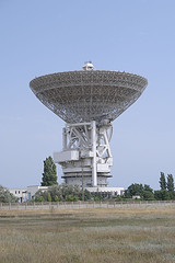 RT-70 radio telescope, Crimea