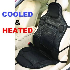 Today thermoelectrics let you keep your car seat at the right temperature. In the future they might make everything more efficient.