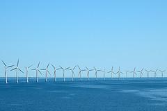 The Middelgrunden Wind Turbine Cooperative in Copenhagen, Denmark