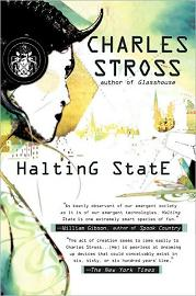 Charles Stross' latest book is probably going to be good enough to get him a record fifth consecutive Hugo nomination