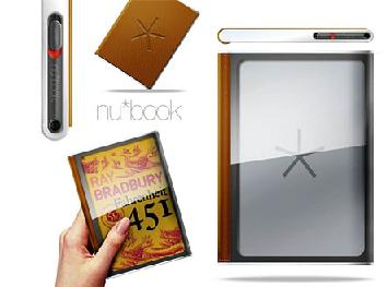 Michael DiTullo's 'Nubook' design