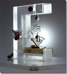 the first transistor