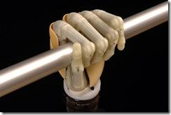 Touch Bionics' i-LIMB bionic hand