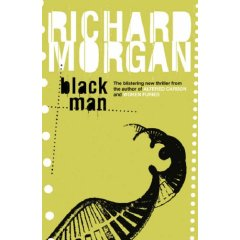 I preferred the US title but the UK cover to Richard Morgan's excellent book