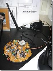Haxx0r3d-router