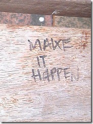 Make-it-happen-graffiti