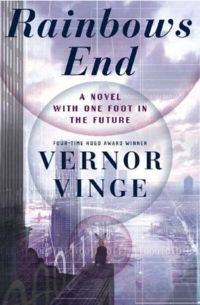 Vernor Vinge made his book 'Rainbow's End' free to read online