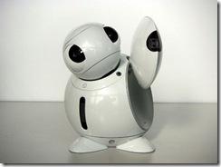 ApriPoko remote control robot