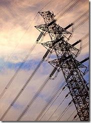 electric ultility pylon
