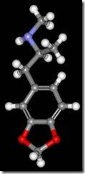 MDMA-molecular-diagram