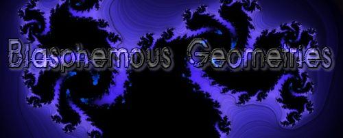 Blasphemous Geometries by Jonathan McCalmont
