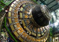 The CMS detector at CERN will process huge volumes of data every second