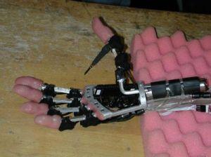 Fluidhand - prosthesis prototype