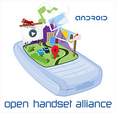 Android / Open Handset Alliance logo