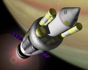 Help re-imagine Project Orion – nuclear space propulsion in the ...