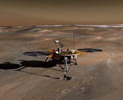 NASA's Mars Phoenix Lander - artist's impression