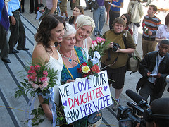 Same-sex marriage for the win!