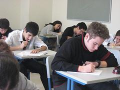 classroom test