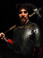 LARP dungeon warrior