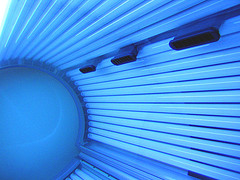 tanning bed tubes
