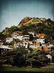Rio de Janeiro shantytown
