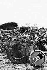 scrap waste