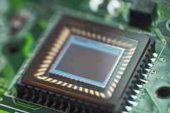 digital camera CCD chip
