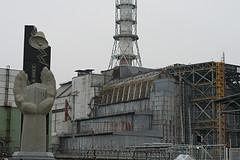 Chernobyl nuclear reactor, Ukraine