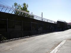 Texas-Mexico border fence