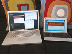laptop and netbook