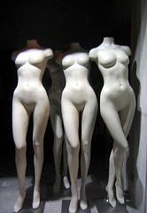 mannequin clones