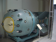 old Russian nuclear bomb