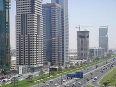 Sheik Zayed Road, Dubai