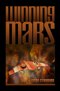 Jason Stoddard's Winning Mars (Creative Commons edition cover art)