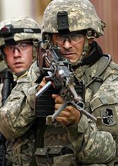 modern soldiers