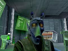 Star Wars MMO game screenshot