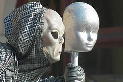 alien or human?