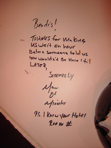 """A """"fan"""" note to Brian Bendis"""