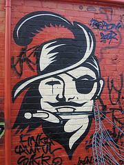 graffiti pirate