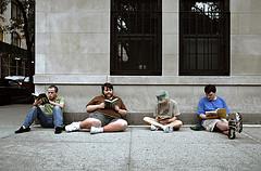 teenage readers
