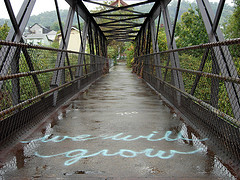 """We will grow"" - the bridge to Braddock"