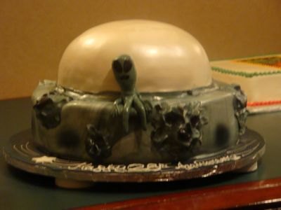 James Patrick Kelly's cake