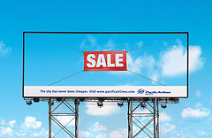 sale billboard