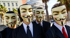 Anonymous - they are legion.