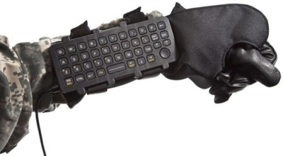iKey AK-39 wrist-mounted keyboard