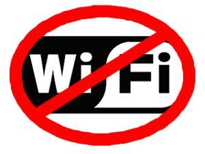 No wi-fi logo