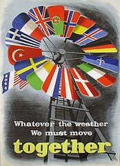 Marshall Plan propaganda poster