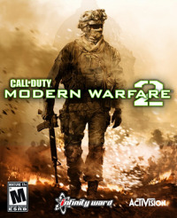 Modern Warfare 2 - box art